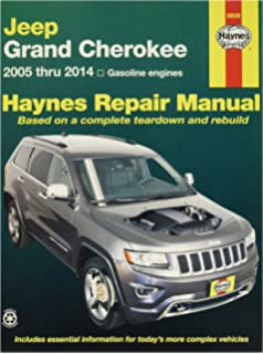 Jeep grand cherokee 2005 thru 2014 gasoline engines haynes repair haynes 50026 jeep grand cherokee repair manual 2005 2014 fandeluxe Image collections