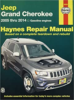jeep grand cherokee 2005 2009 chilton s total car care repair rh amazon com Jeep Cherokee XJ Modifications Jeep Cherokee XJ Modifications
