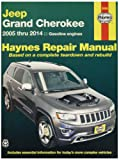 Haynes 50026 Jeep Grand Cherokee Repair Manual (2005-2014)