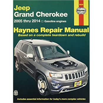amazon com haynes 50026 jeep grand cherokee repair manual 2005 rh amazon com haynes repair manual 2002 jeep grand cherokee haynes repair manual 2011 jeep grand cherokee