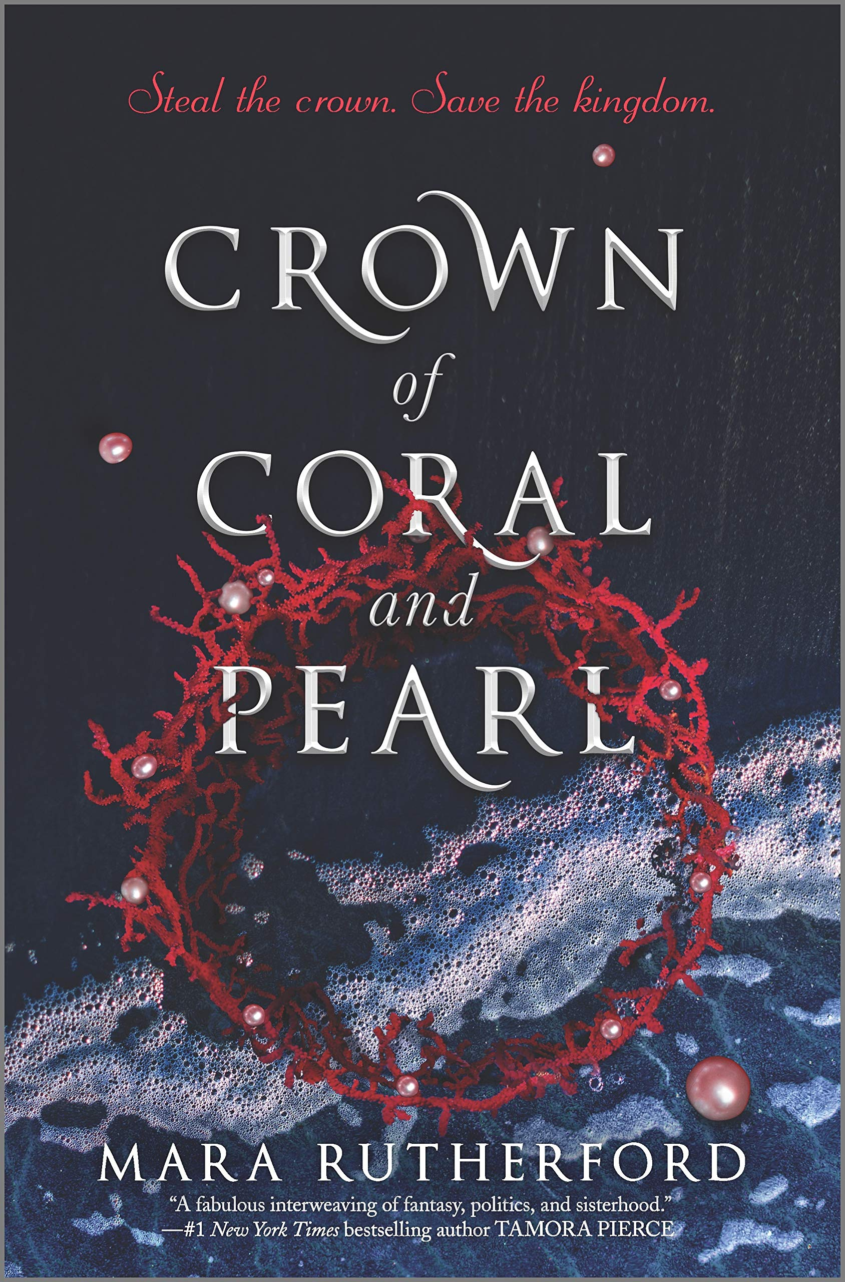 Amazon.com: Crown of Coral and Pearl (Crown of Coral and Pearl series, 1):  Rutherford, Mara: Books