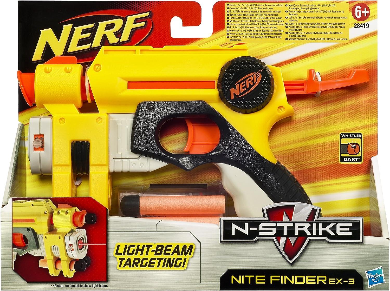 Hasbro Nerf 28419148 N Strike Nitefinder Ex 3