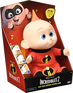 Disney Pixar Incredibles 2 - Jack-Jack Surprise Passing Game - Press Jack-Jack