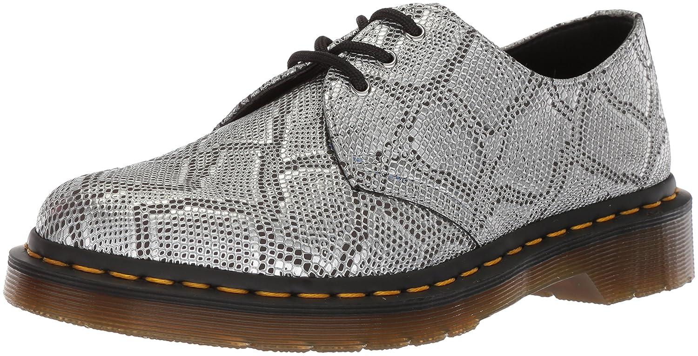 Dr. Martens Vegan 1461 Mujer Zapatos Metálico 39 EU|Metálico
