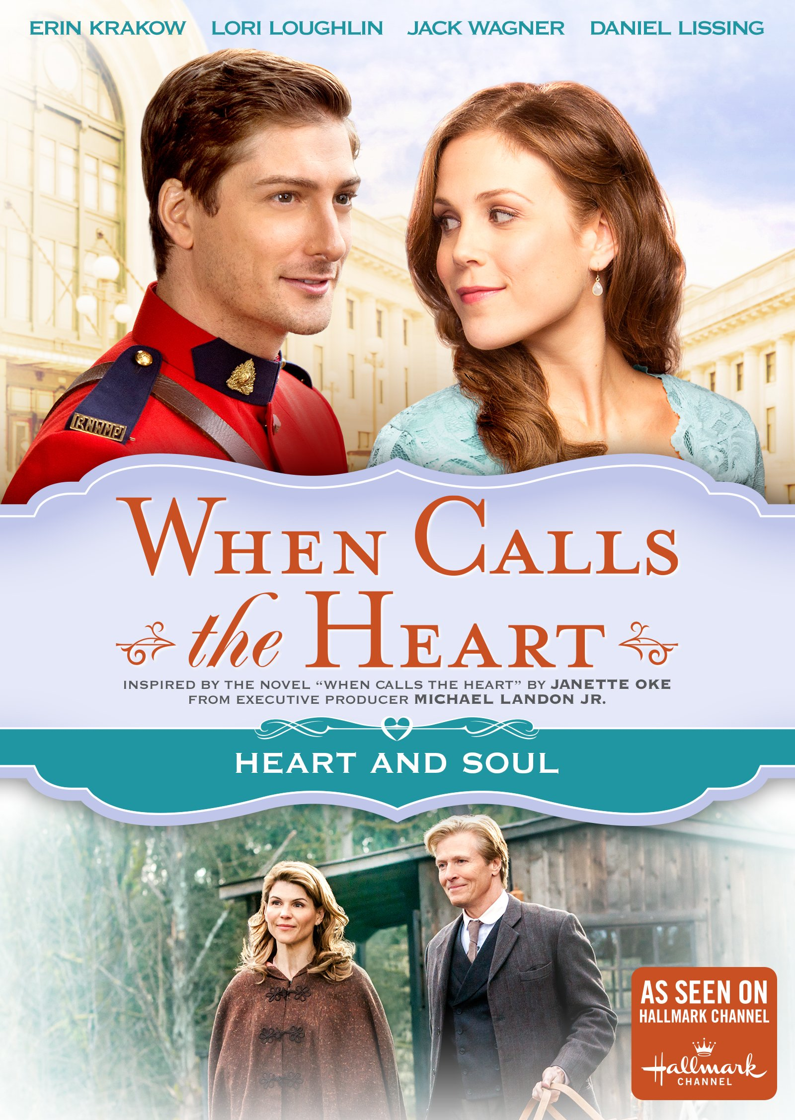 DVD : When Calls The Heart: Heart And Soul (Widescreen)