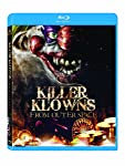Killer Klowns From Outer Space  [Blu-ray] [Importado]
