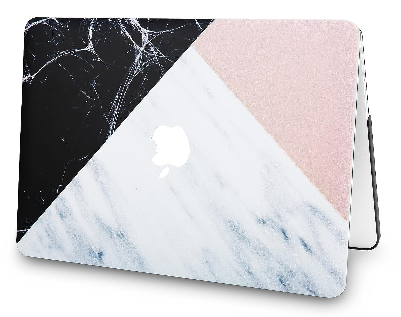 KECC MacBook Air 13 Pollici Custodia Case Rigida w//Cover Tastiera Protettiva per MacBook Air 13.3 {A1466//A1369} Blue