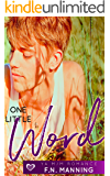 One Little Word: YA M/M Romance (One More Thing Book 2)