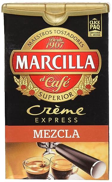 Marcilla Molido CRÈME EXPRESS MEZCLA - [Pack de 3]