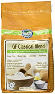 Authentic Foods Gluten Free Classical Blend - 3 lbs