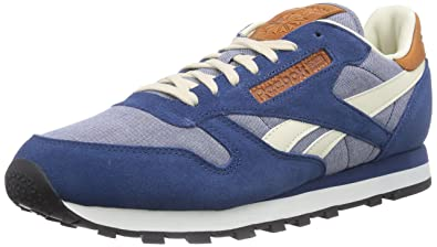 fe3029a4bd6022 Reebok Classic Leather Chambray