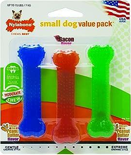 Pet Supplies   Nylabone FlexiChew Regular Bone Dog Chew Toy 4a5daadf6bc