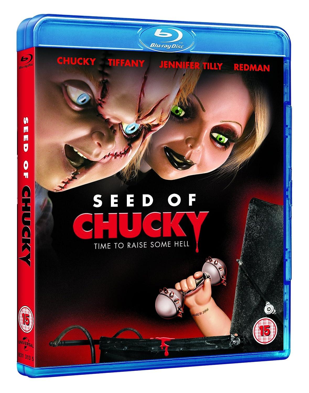 Seed Of Chucky [Edizione: Regno Unito] [Blu-ray]: Amazon.es: Cine y Series TV