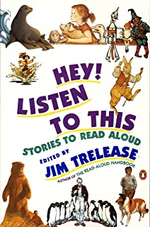 Amazon the read aloud handbook seventh edition listen to this stories to read aloud fandeluxe Gallery