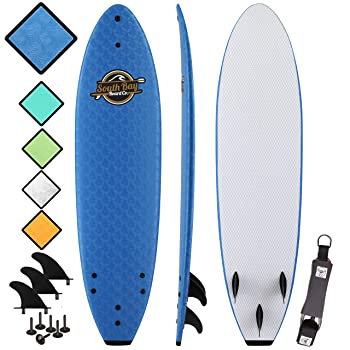 SBBC Soft Top Foam Surfboard