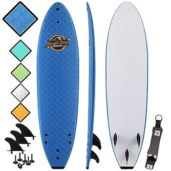 SBBC Soft Top Foam Surfboard