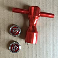 2 x 30 g Golf Superman Rouge Poids + outil pour Scotty Cameron califonia Studio Select Golo My Girl Kombi