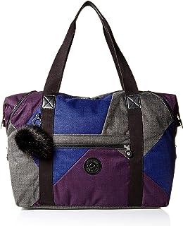 deabb799f Kipling Art Medium, Essential Everyday Tote, Dual Carry Handles, Zip  Closure, Multi