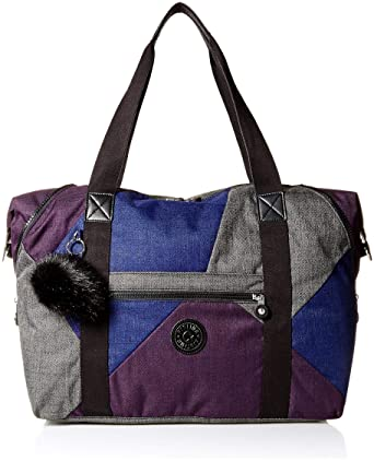 dc1d17ef98f1 Amazon.com  Kipling Art Medium Tote Bag Multi  Clothing