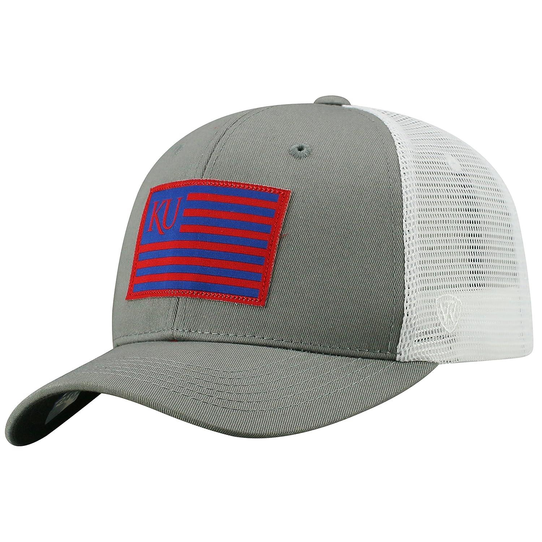 NCAA Adjustable Brave Cotton Mesh Trucker Hat Cap