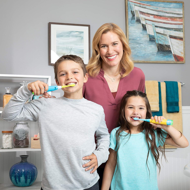 Interactive Smart Kids Toothbrush featuring Baby Shark BriteBrush