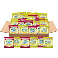 Smiths Bacon and Scampi Fries Savoury Snacks Selection Box (36 Single Bags)