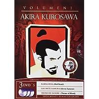 Coleccion Akira Kurosawa. Volumen 1