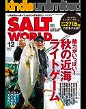 SALT WORLD(ソルトワールド) 2018年12月号 Vol.133[雑誌]