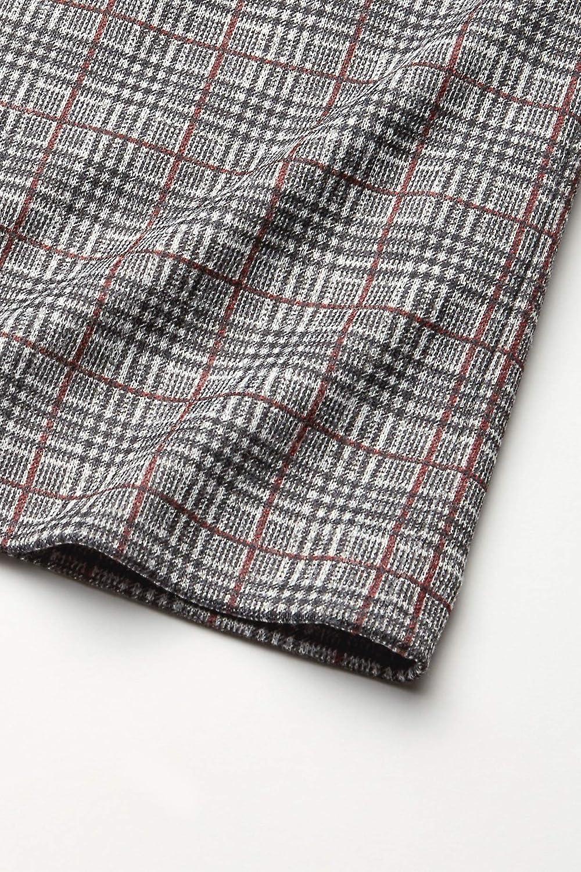 Nine West Womens Knit Plaid Skirt