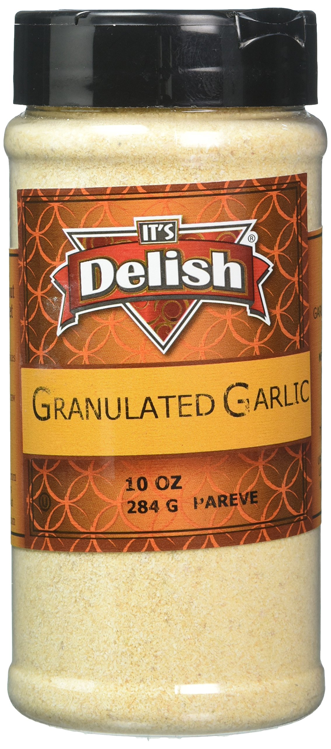 Granulated Garlic by Its Delish (Medium Jar)