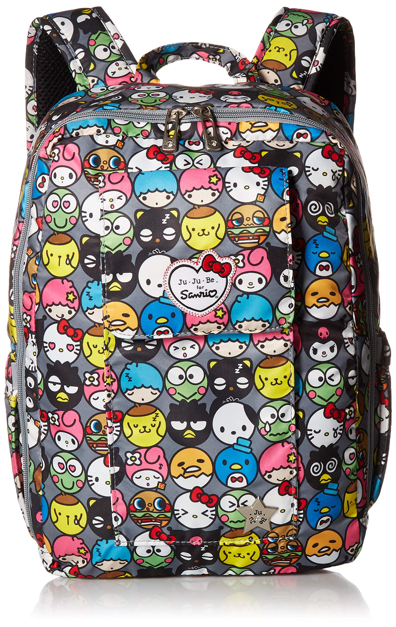 52f5c08f222 JuJuBe MiniBe Small Backpack, Hello Kitty Collection - Hello Friends