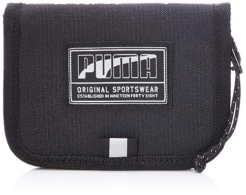 cca6bb7fb4 Puma Black Men s Wallet (7562901)  Amazon.in  Bags