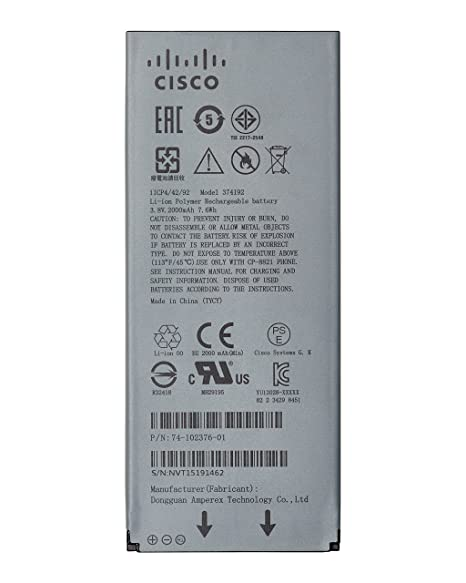 Amazon Cisco Phone Battery 4l7885 Electronics
