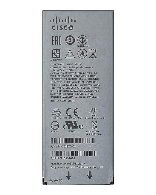 Amazon Cisco Phone Battery 4l7885 Electronics