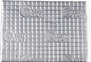 Silent Coat 20 Sheet (375x270mm) Volume Pack Car Sound Deadening/Proofing