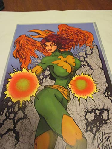 X-MEN DARK PHOENIX !!LIMITED EDITION PRINT 11