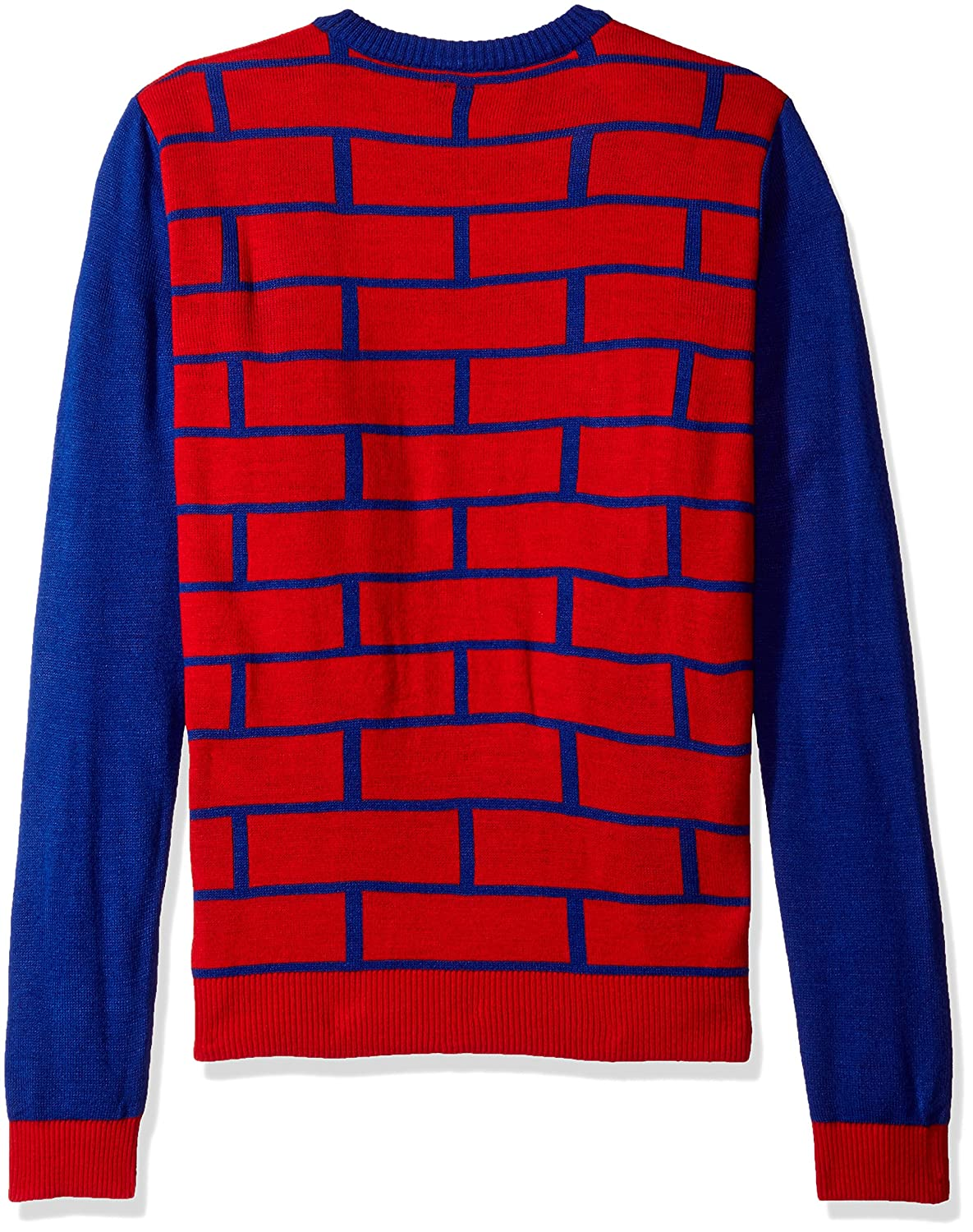 Amazon.com : New York Giants Ugly 3D Sweater - Mens Medium : Sports ...