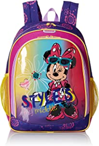 American Tourister Kids' Disney Backpack, Minnie, One Size
