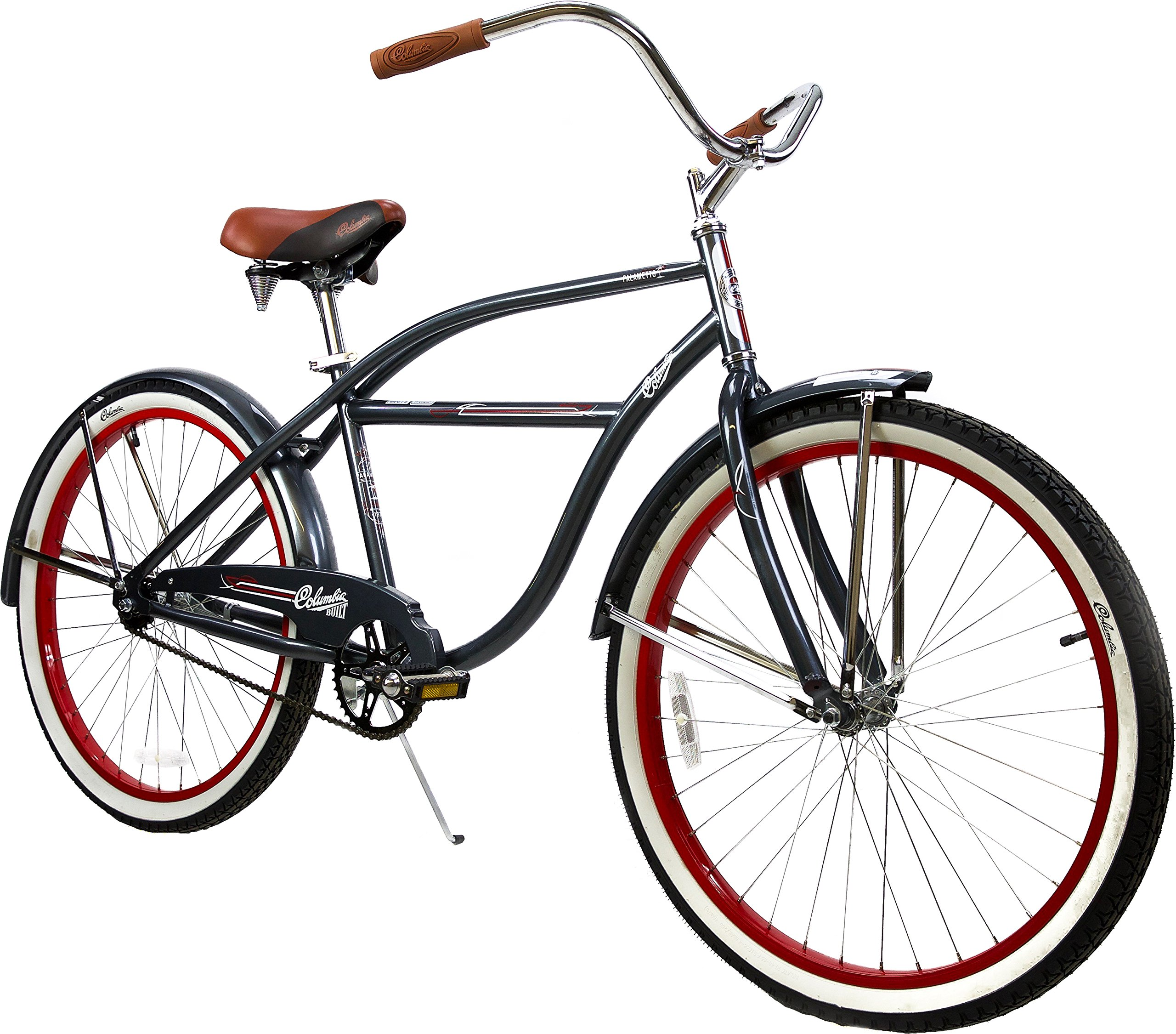 Columbia Palmetto 26-Inch Men's Single-Speed Vintage Cruiser by Columbia Bicycles (Image #1)