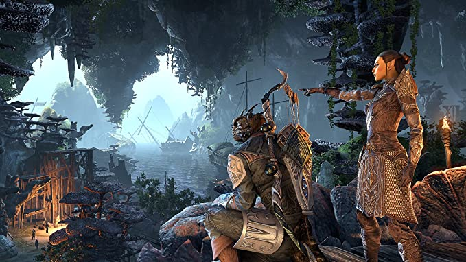 Elder Scrolls Online: Summerset - Xbox One [Importación inglesa ...