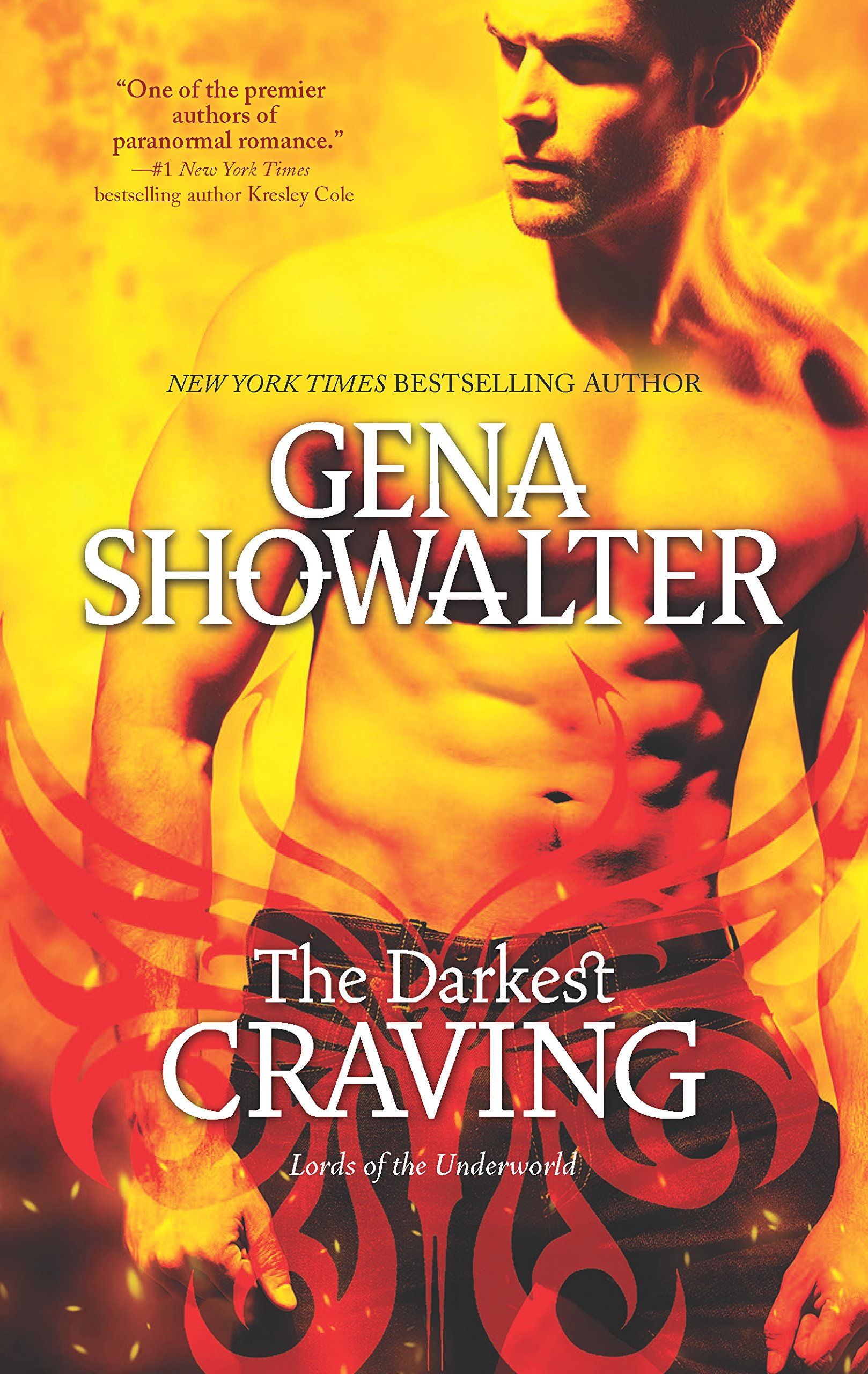 The Darkest Craving (Lords of the Underworld) pdf