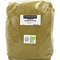 JustIngredients Essential Comino Ecológico (Molido) - 1000 gr