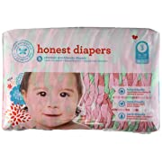 The Honest Company Diapers Size 3 - Strawberry