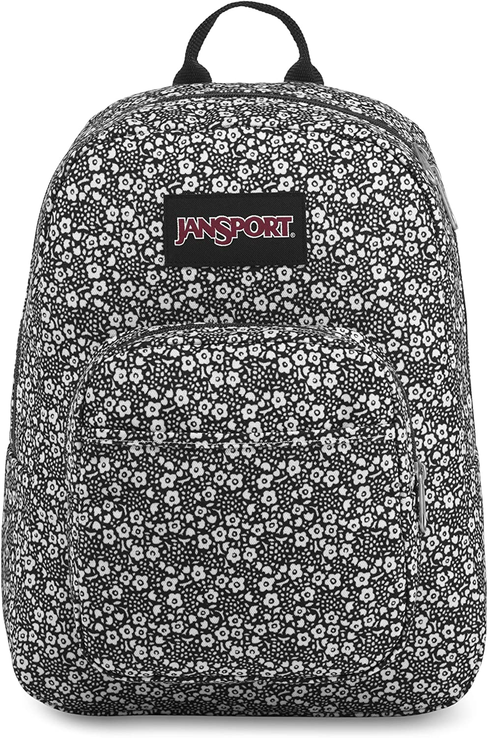 Embroidered Sunflowers JanSport Full Pint FX Backpack Lightweight Daypack