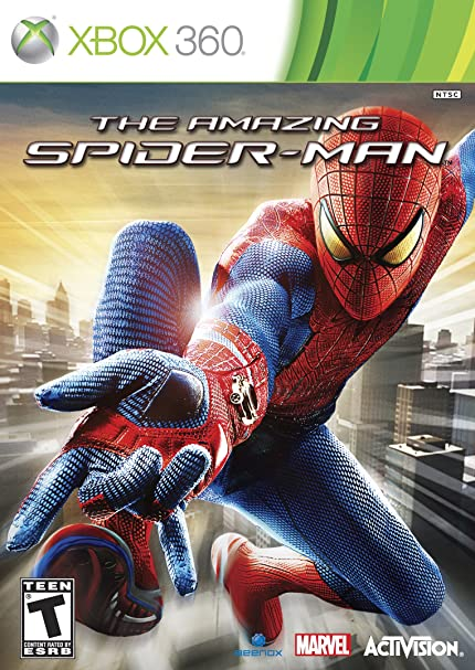Amazon com: The Amazing Spider-Man: Xbox 360: Video Games