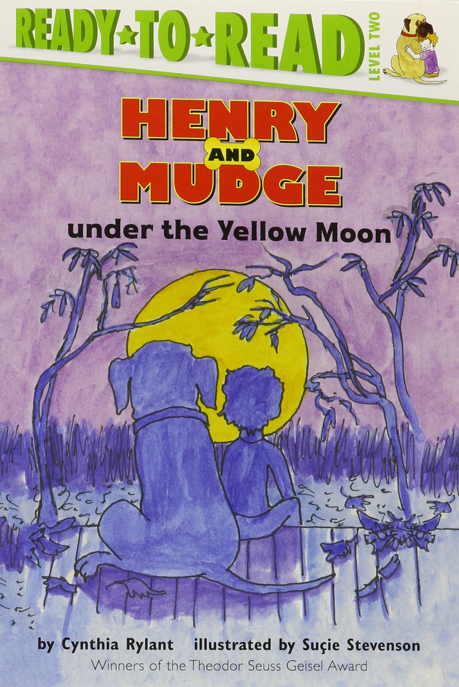 Henry and Mudge Under the Yellow Moon (1 Paperback/1 CD) pdf