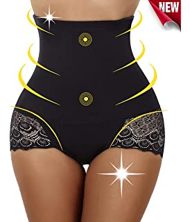 02549b028f Gotoly Invisable Strapless Body Shaper High Waist Tummy Control Panty Slim Butt  Lifter