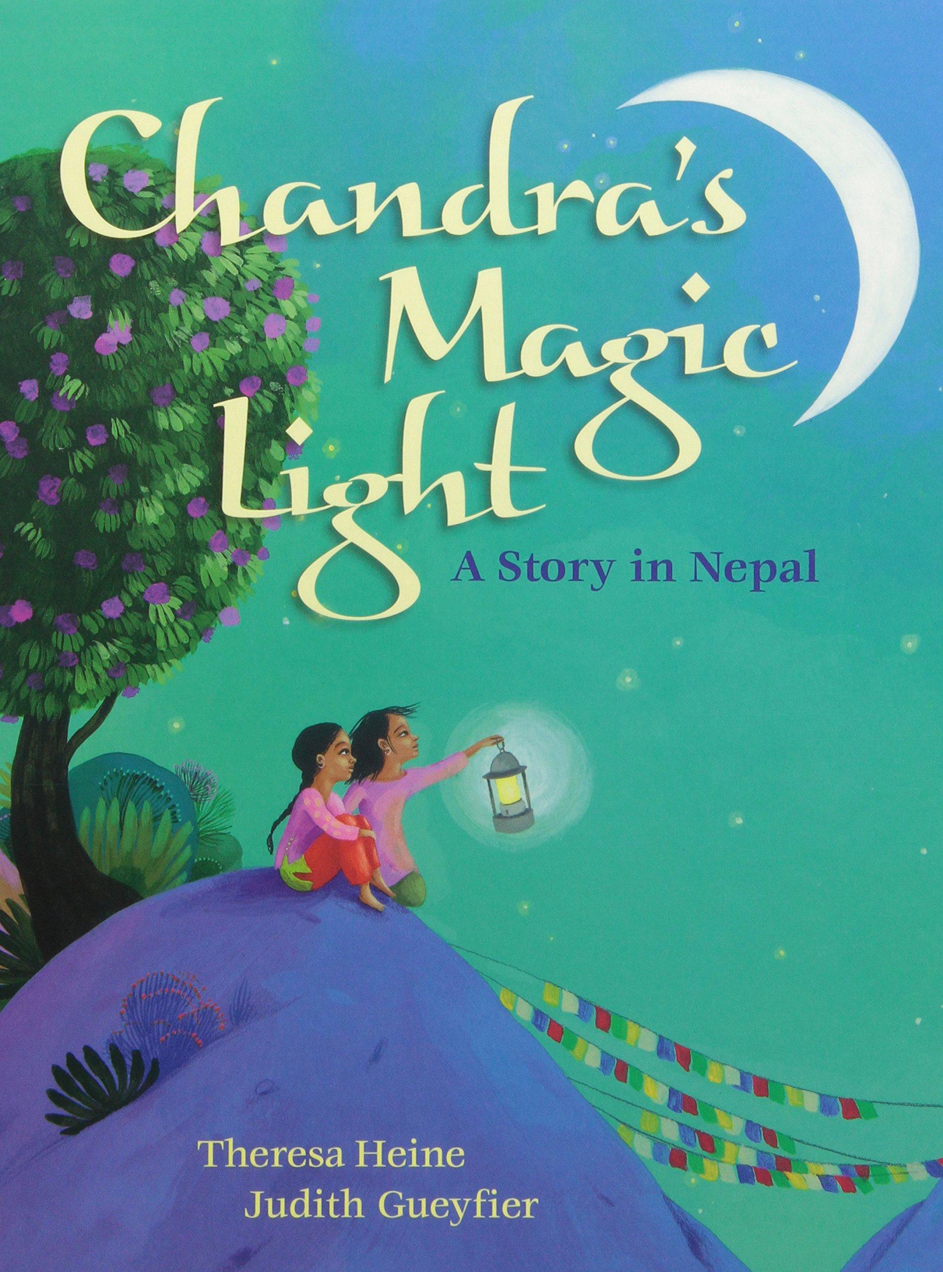 Download Chandra's Magic Light: A Story in Nepal pdf