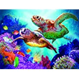 Turtle Guardian 1000 pc Jigsaw Puzzle by SunsOut