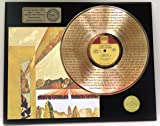 "Stevie Wonder""Inner Visions"" Gold LP Record LTD"